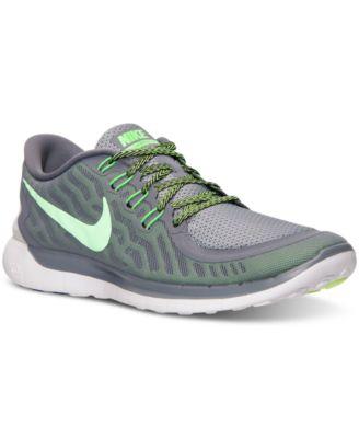 Nike Men\u0026#39;s Free 5.0 Running Sneakers from Finish Line