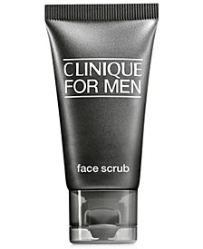 Receive a Free Clinique for Men Facial Scrub with any $35 Clinique for Men purchase!