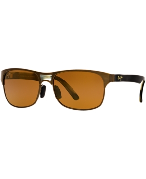 Maui Jim Sunglasses, Maui Jim 296 Hang Ten 57
