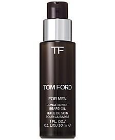 Tom Ford Men's Neroli Portofino Conditioning Beard Oil, 1 oz