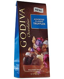 Godiva Chocolatier Individually Wrapped Assorted Truffles