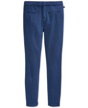Tommy Hilfiger Core Ponte Pants Big Girls (716)