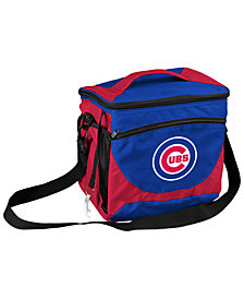 Logo Chair Chicago Cubs 24-Can Cooler