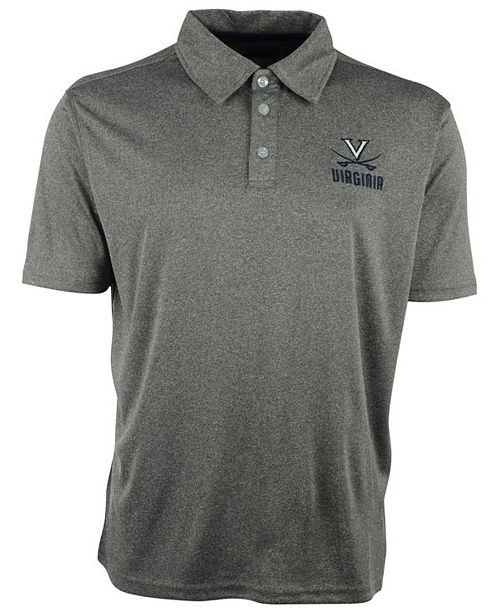 Colosseum Men's Virginia Cavaliers Yogo Polo