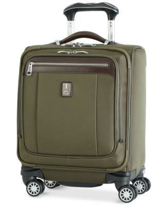 "CLOSEOUT! Platinum Magna 2 16"" Business Spinner Suitcase"