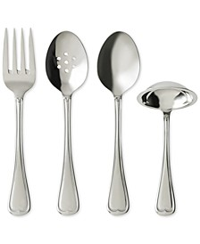 French Garden 4-Piece Hostess Set