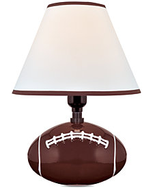 Lite Source Football Table Lamp
