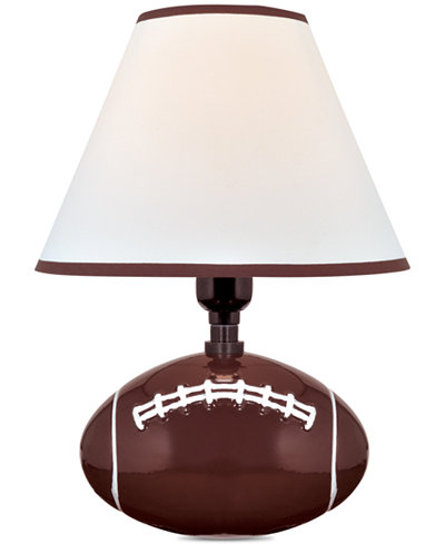 Lite source football table lamp furniture macys lite source football table lamp aloadofball Choice Image