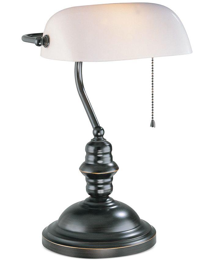 Lite Source - Bankers Desk Lamp
