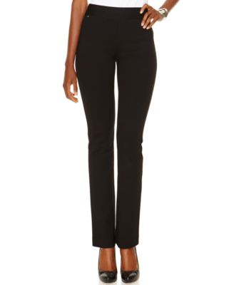 Straight Leg Pants For Women syONrNFQ