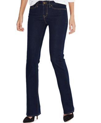 Levi's damen bootcut jeans 315 shaping boot