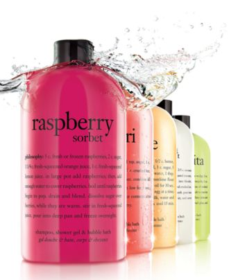 B2G1 Free Philosophy Shower Gels @ Macy's w/FS online deal