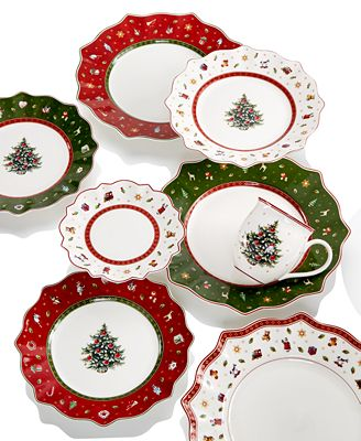 Villeroy & Boch Toy's Delight Dinnerware Collection