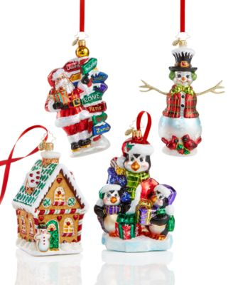 christopher radko sweet tooth tree collectible ornament - holiday