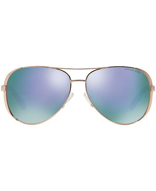 4d4e5b01fe Michael Kors CHELSEA Sunglasses