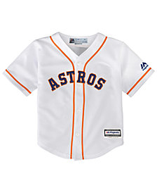 Majestic Babies' Houston Astros Replica Jersey