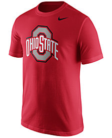 Nike Men's Ohio State Buckeyes Logo T-Shirt