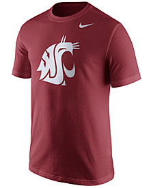 Nike Men's Washington State Cougars Logo T-Shirt