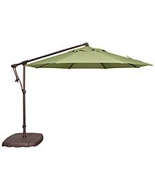"10"" Cantilever Umbrella, Quick Ship"
