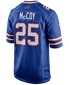 Men's LeSean McCoy Buffalo Bills Game Jersey