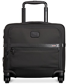 Tumi Alpha Compact Spinner Briefcase