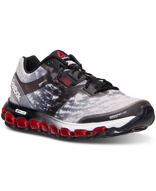 4bf54f122b6 Reebok Men s ZJet Soul Running Sneakers from Finish Line ...