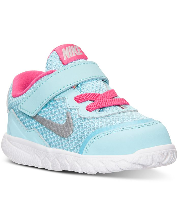 Nike - Toddler Girls' Flex Experience 4 Running Sneakers from Finish Line