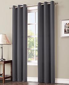 "Preston 40"" x 84"" Blackout Grommet Curtain Panel"
