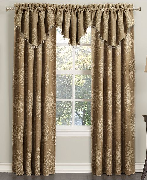 Sun Zero CLOSEOUT! Paige Woven Damask Room Darkening Collection