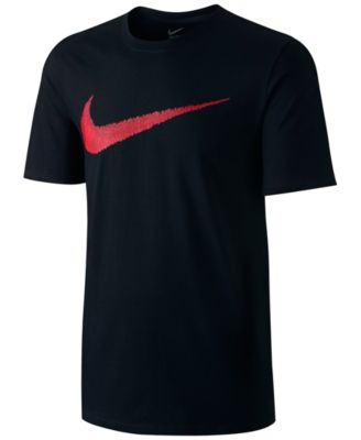 Image of Nike Men's Hangtag Swoosh T-Shirt