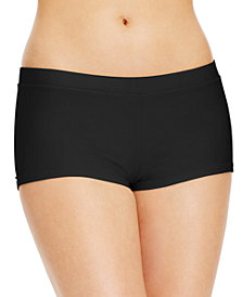 Hula Honey Swim Boyshorts Bottoms, Created for Macy's