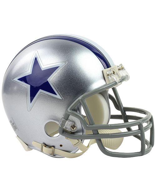 638e5a6a9f90a Riddell Dallas Cowboys Mini Helmet. Macy s   Men   Sports Fan Shop By Lids