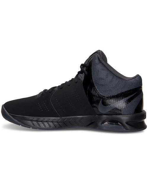 222682967503 ... Nike Men s Air Visi Pro VI Nubuck Basketball Sneakers from Finish ...