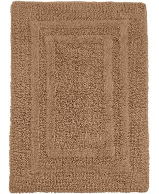 "Cotton Reversible 18"" x 25"" Bath Rug"