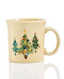 Fiesta Trio of Trees Java Mug