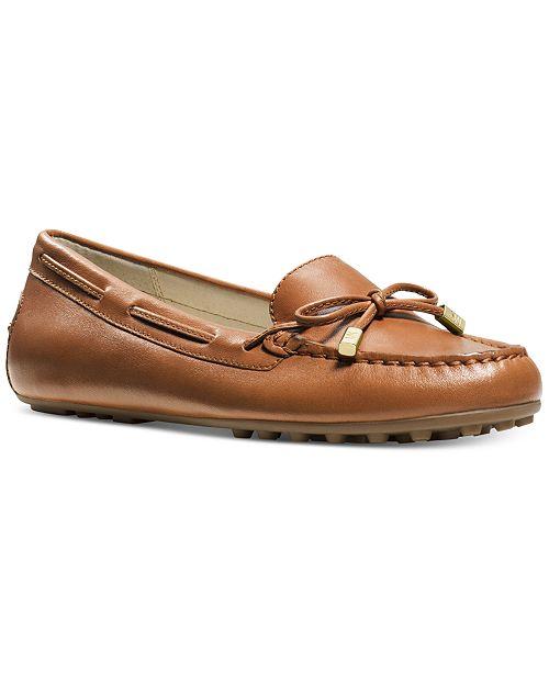 844e74ad52aea Michael Kors Daisy Moc Flats & Reviews - Flats - Shoes - Macy's