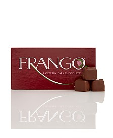 Frango Chocolates 15-Pc. Dark Raspberry Box of Chocolates