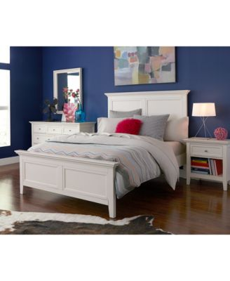 Furniture Sanibel Queen Bed, Created for Macy\'s - Furniture - Macy\'s