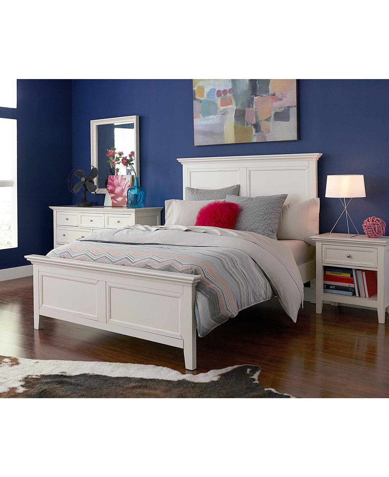 Macy Bedroom Furniture Closeout Sanibel Bedroom Furniture Collection Only At Macys Furniture