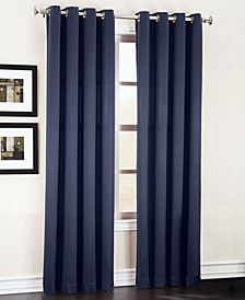 "Grant 54"" x 84"" Grommet Top Curtain Panel"