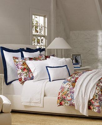 Ralph Lauren Allison Duvet Covers Bedding Collections