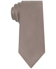 MICHAEL Michael Kors Luxe Variation Solid Slim Tie