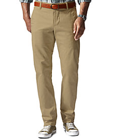 Dockers Men's Alpha Athletic Fit Khaki Stretch Pants
