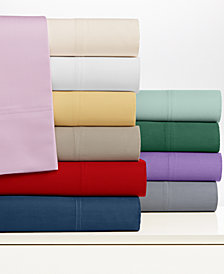 CLOSEOUT! Charter Club Sheet Sets, 300 Thread Count Egyptian Cotton Blend, Created for Macy's