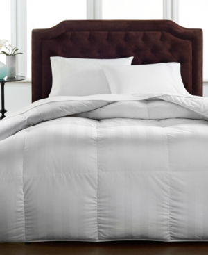 Closeout Hotel Collection Medium Weight Siberian White Down Twin Comforter Hypoallergenic UltraClean Down Created for Macys Bedding