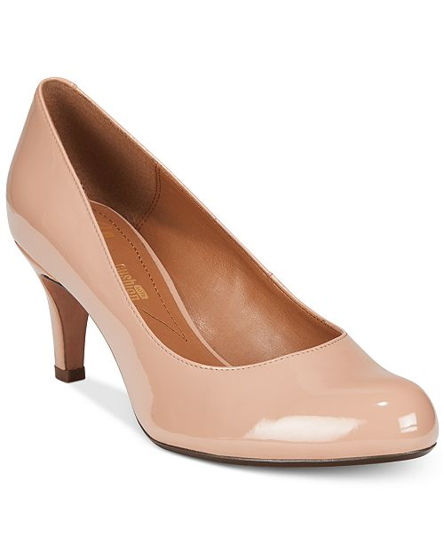 Clarks Collection Women's Arista Abe Pumps Women's Shoes Oys6gvd