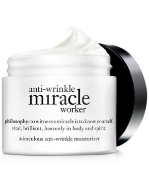 'ANTI-WRINKLE MIRACLE WORKER' MIRACULOUS ANTI-WRINKLE MOISTURIZER