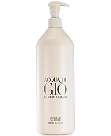 Receive a Shower Gel for $22 with any $86 purchase from the Acqua di Gio Fragrance Collection, Online Exclusive