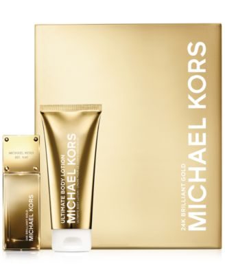 Michael Kors 24k Brilliant Gold Gift Set - Shop All Brands ...