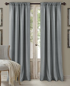 Cachet Faux Silk 3-in-1 Curtain Collection